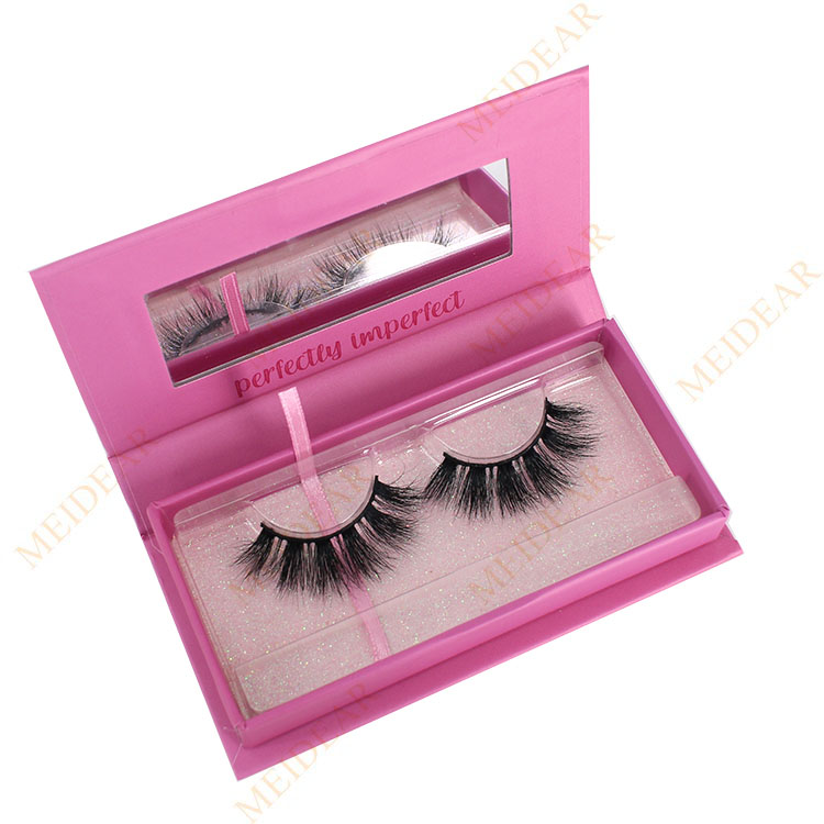 Eyelash custom package with private label 90
