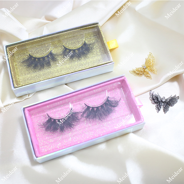 eyelash custom package with private label 1