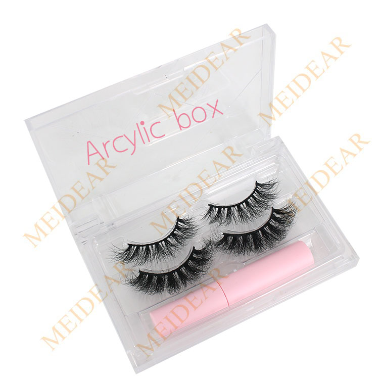 Eyelash custom package with private label 135