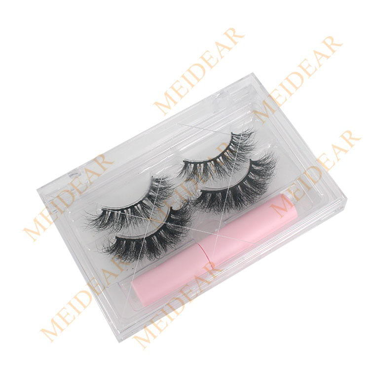 Eyelash custom package with private label 136