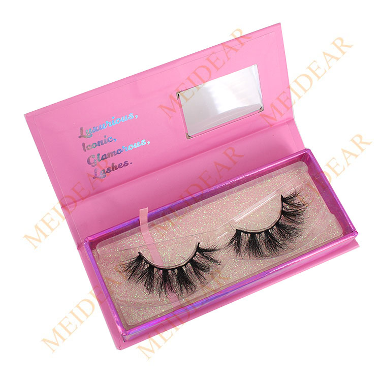 Eyelash custom package with private label 142