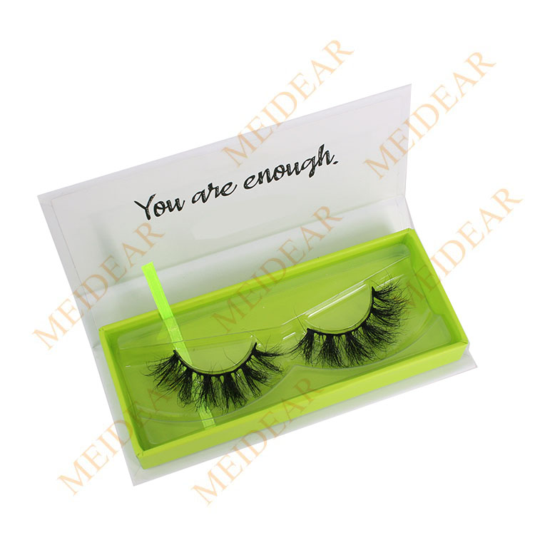 Eyelash custom package with private label 146
