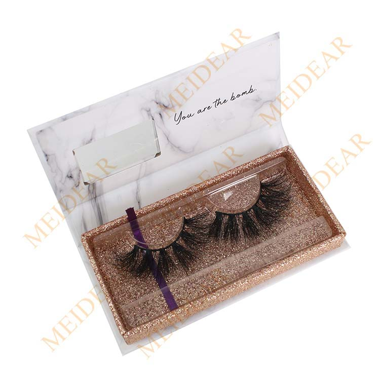 Eyelash custom package with private label 150