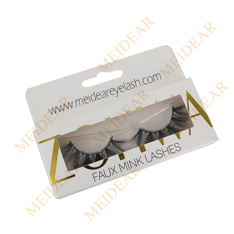 Eyelash custom package with private label 173