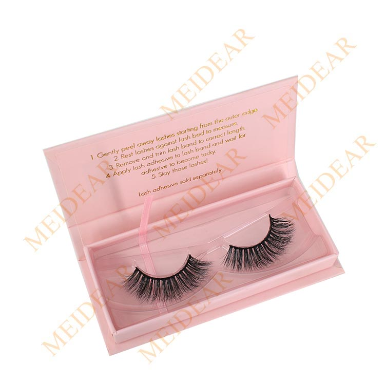 Eyelash custom package with private label 184
