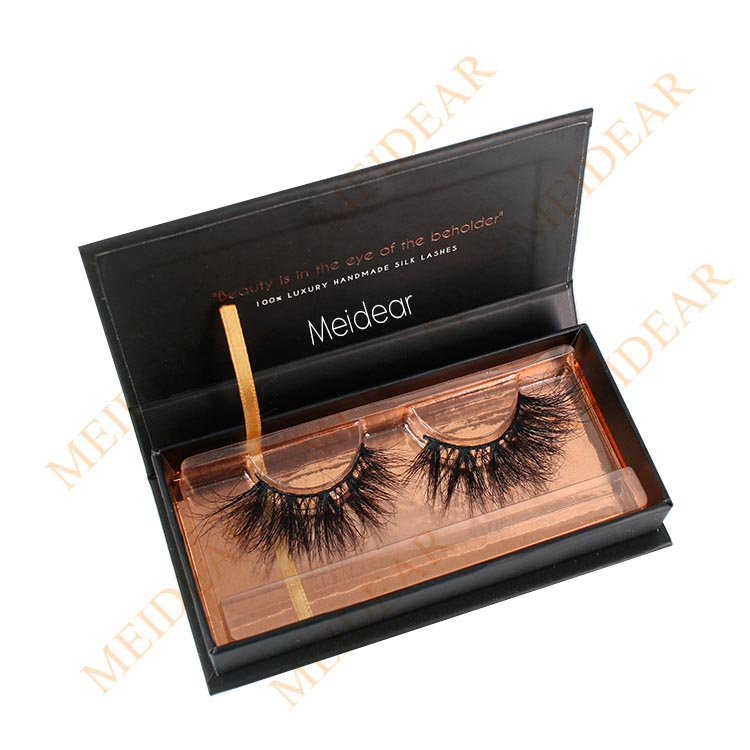 Eyelash custom package with private label 186