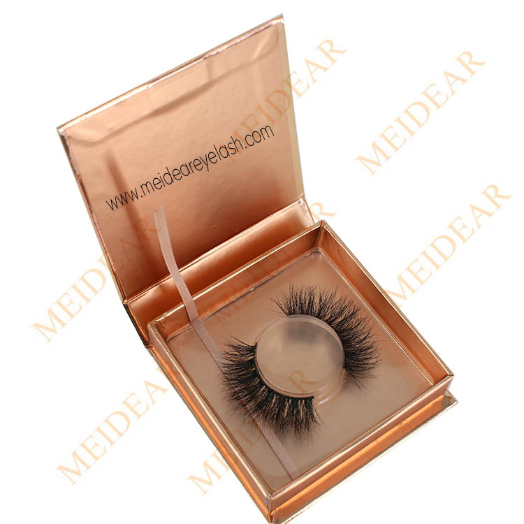 Eyelash custom package with private label 187