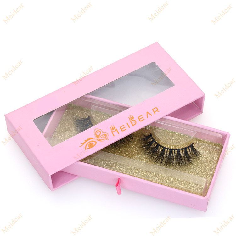 eyelash custom package with private label 3