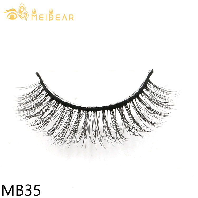 3D strip false lashes wholesaler provide glamorous and highest quality 3d silk eyelashes with customized packaging