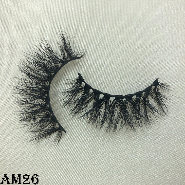 3D mink eyelashes AM26
