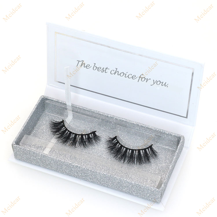 eyelash custom package with private label 5