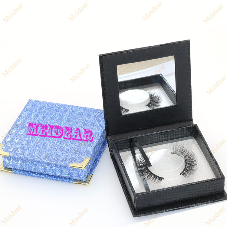 eyelash custom package with private label 7