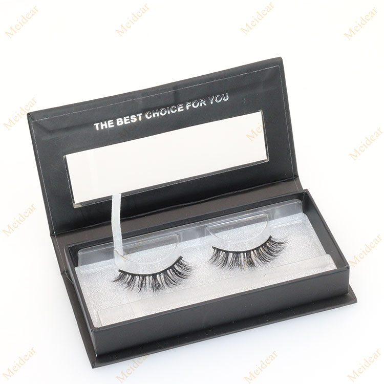 eyelash custom package with private label 8