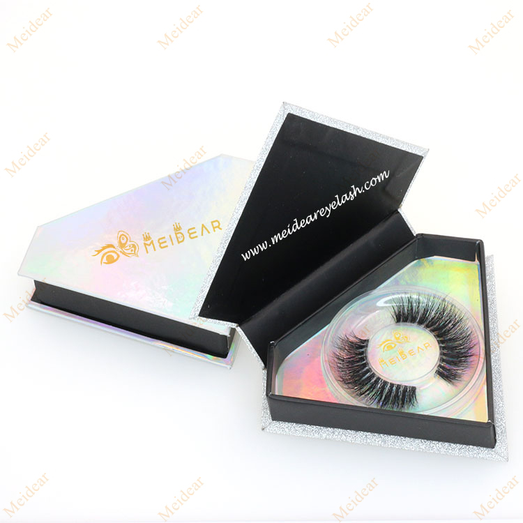 eyelash custom package with private label 9