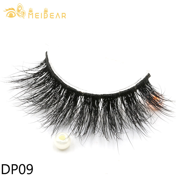 Brand name design for private label 3d mink lashes with wholesale price to USA