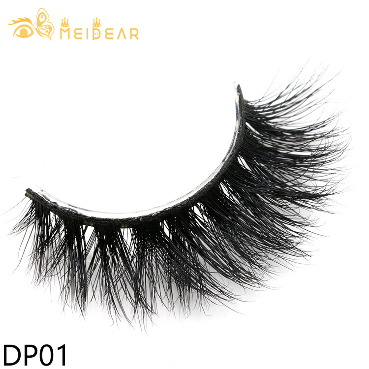 Distributor provide Siberian 3d mink eye lashes with custom packaging to UK