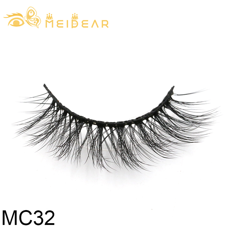 75412af71ac Distributor provide glamorous 3d silk eyelashes with own brand packages