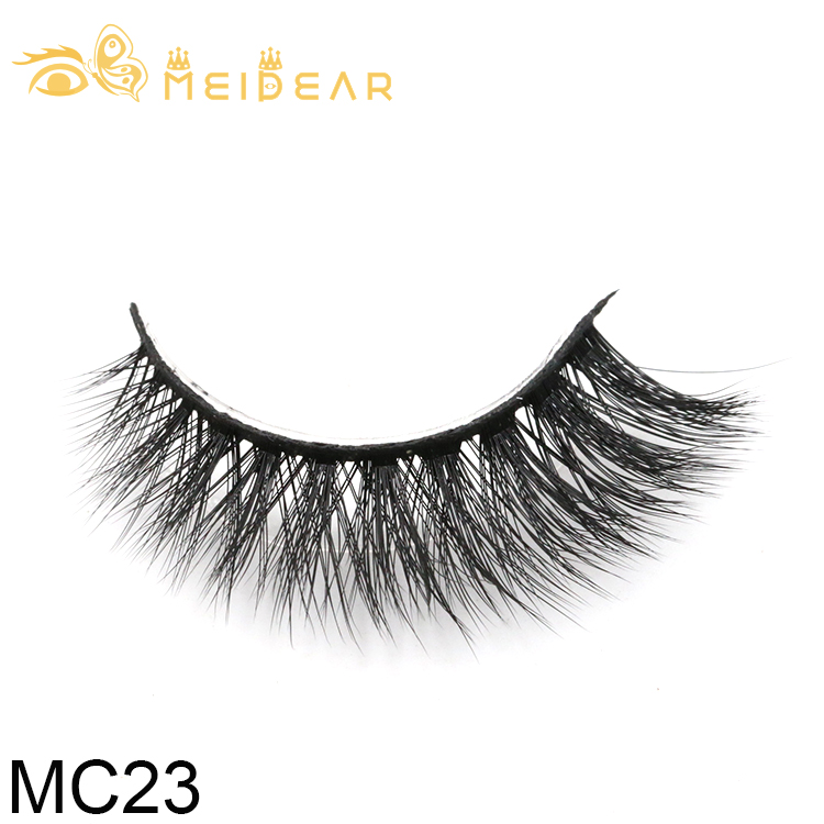 Lashes manufacturer supply highest quality 3d silk eyelashes with private label