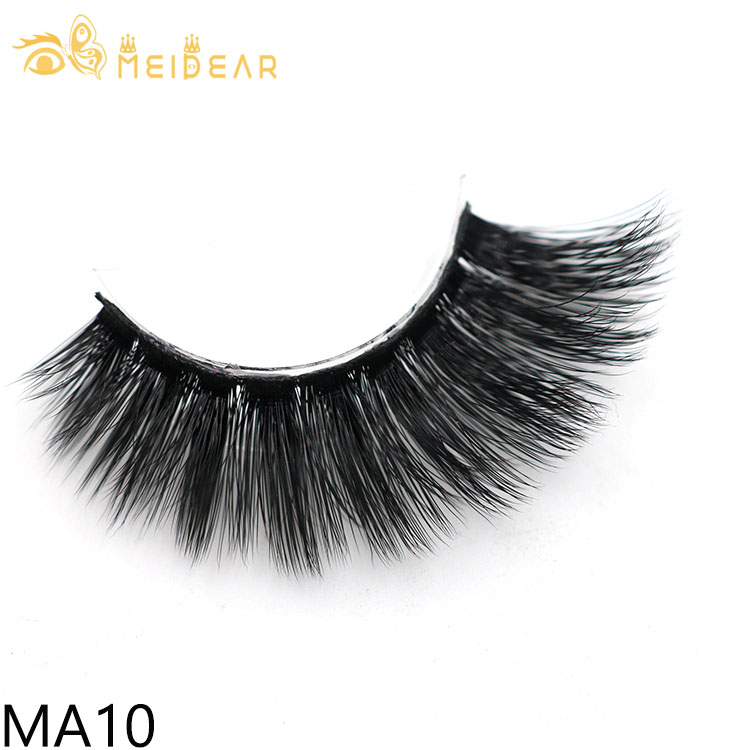 Top quality 3D fake lashes with private label custom packaging to England