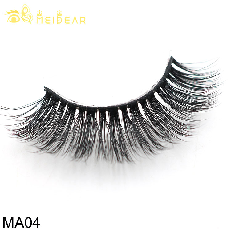 76b820d6d8a Distributor wholesale glamorous 3d faux mink lashes with private label