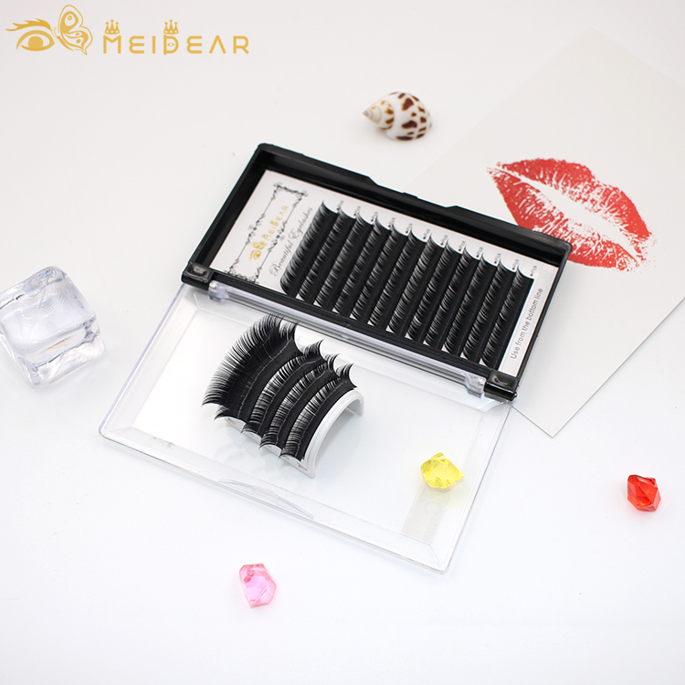 ef8f9c285f1 Factory supply individual lash extensions best eyelash extensions price