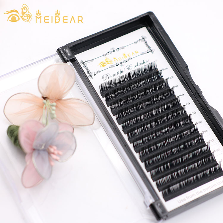 Lash extensions vendor wholesale greatest quality individual eyelash extensions with natural looking