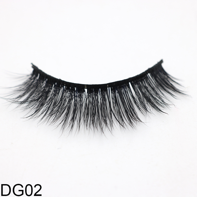 Meidear factory supply eyelashes with private label custom package wholesale to USA CANADA EUROPE