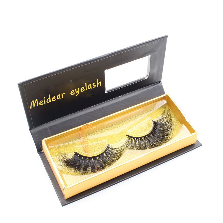 Lashes vendor wholesale private label 3D mink eyelashes with private label custom packaging