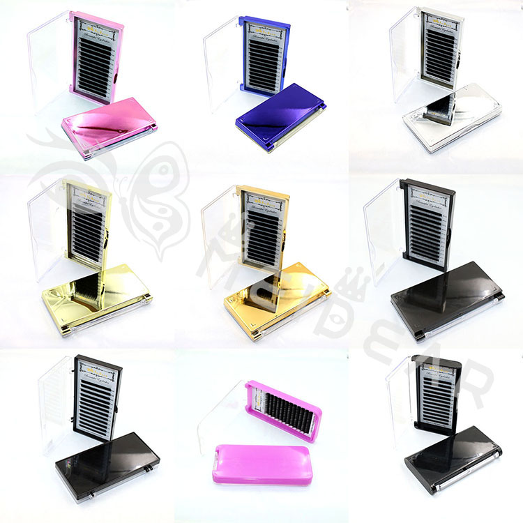 08 most popular customized colorful lash extensions box with  own brand logo design.jpg