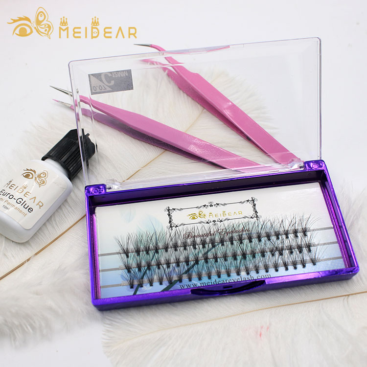 fullness and lightweight prefans volume eyelashes with wholesale price.jpg