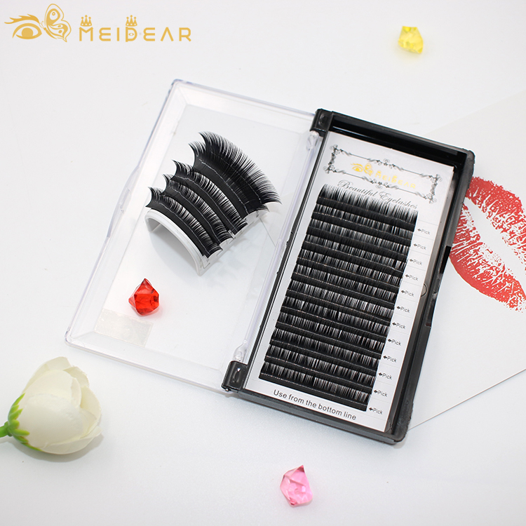 Wholesale best quality with cheap price eyelash extension supplies