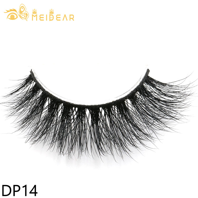 e216f8553ec Eyelashes vendors wholesale fluffy and high quality 3D mink lashes with private  label boxes