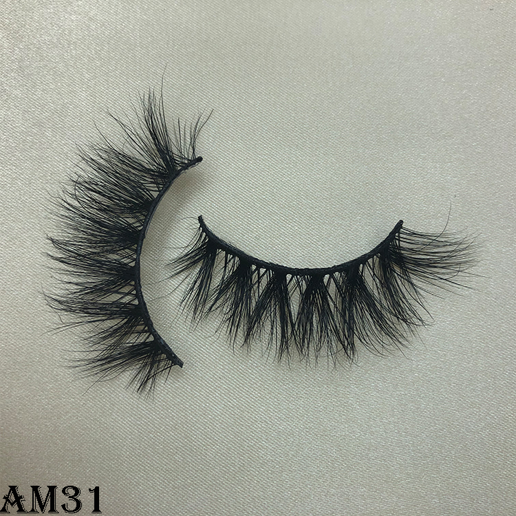 3D mink eyelashes AM31