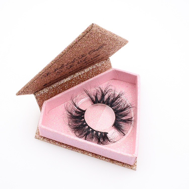 Lashes vendor wholesale cheap 3d mink eyelashes 5D with private labeling box