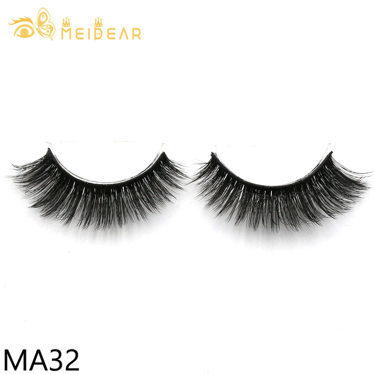 1f640c46c37 Eyelash wholesale private label false faux mink with customized packaging  from China to USA