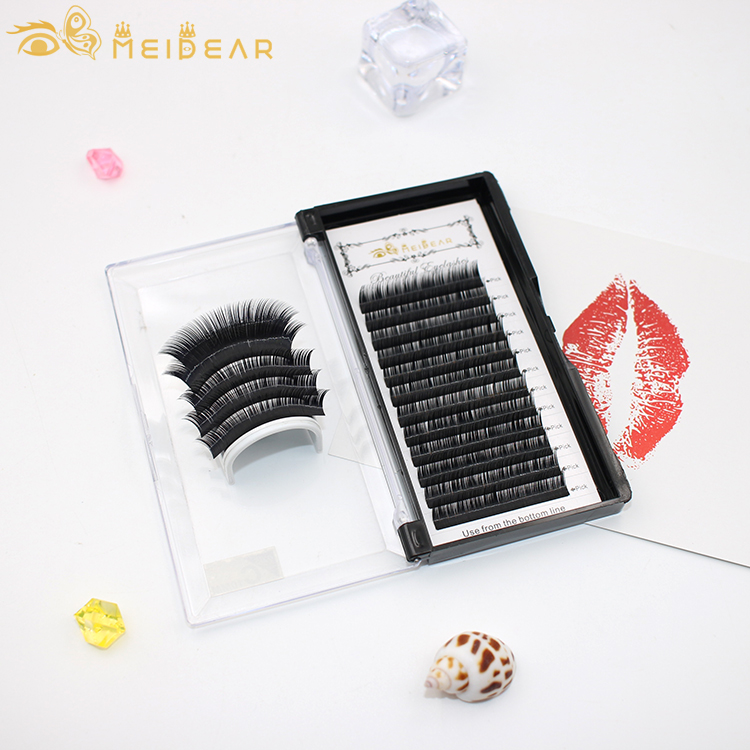 Best eyelash extensions manufacturer wholesale mink lash extensions