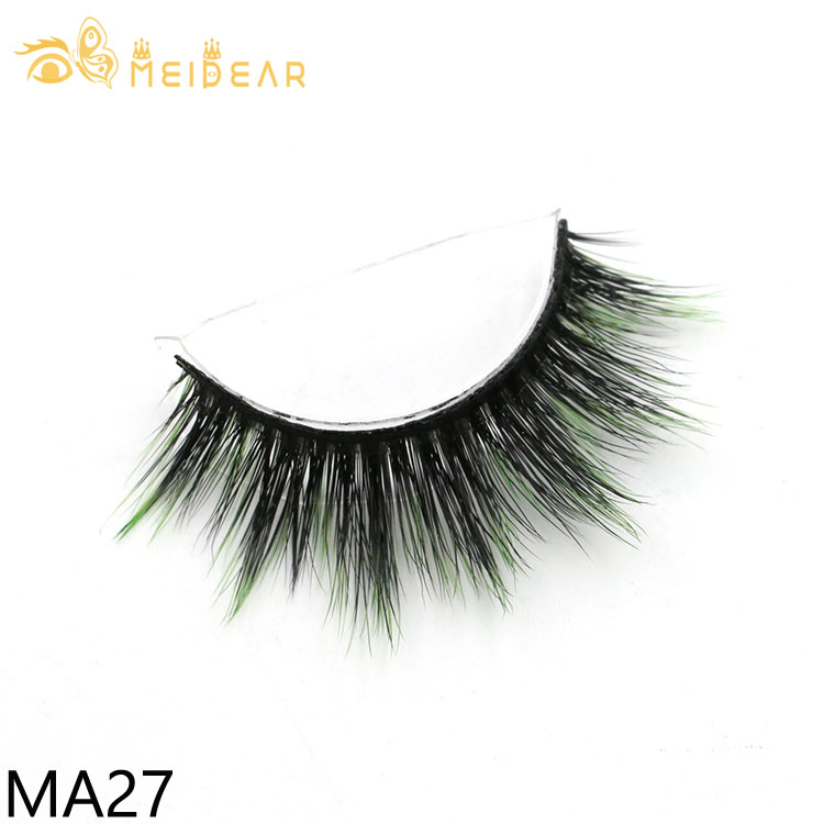 False eyelash manufacturers supply high quality 3d faux mink lashes