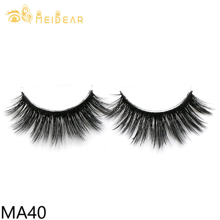 733c8f6f909 Distributor wholesale glamorous 3d faux mink lashes with private label ·  Eyelash supplier provide premium luxury 3d faux mink lashes with custom  packaging