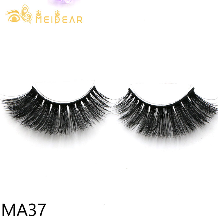 0f223f05cbd 3D faux mink lashes wholesale top quality luxury eyelashes with own brand  packaging