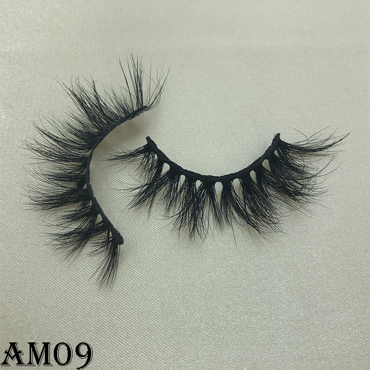 3D mink eyelashes AM09