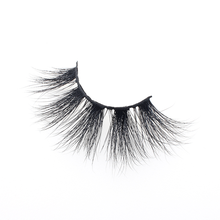 101cf497130 Vendor wholesale 25mm 3D mink fur lashes with private label packaging box  to UK