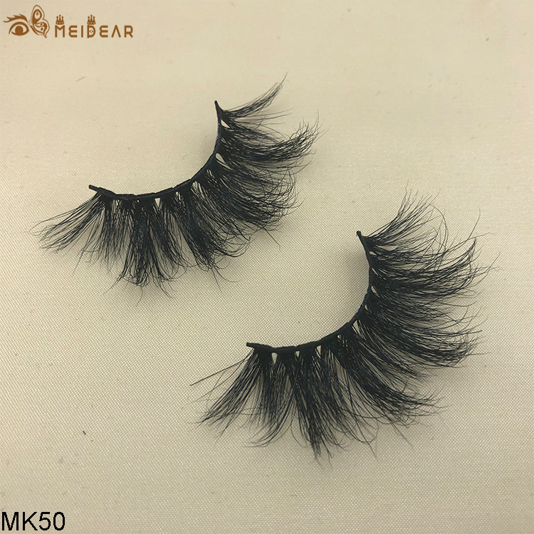 25mm mink eyelashes MK50