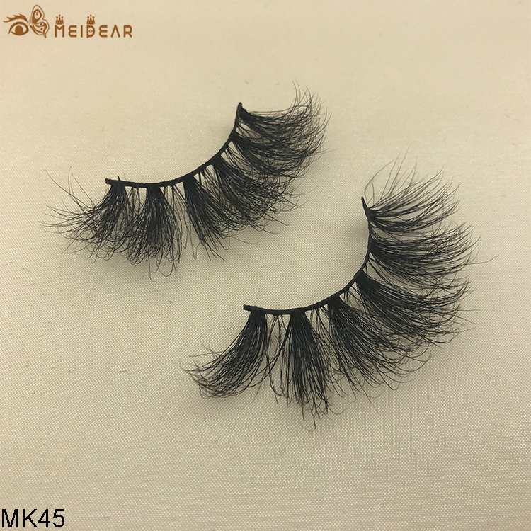 25mm mink eyelashes MK45