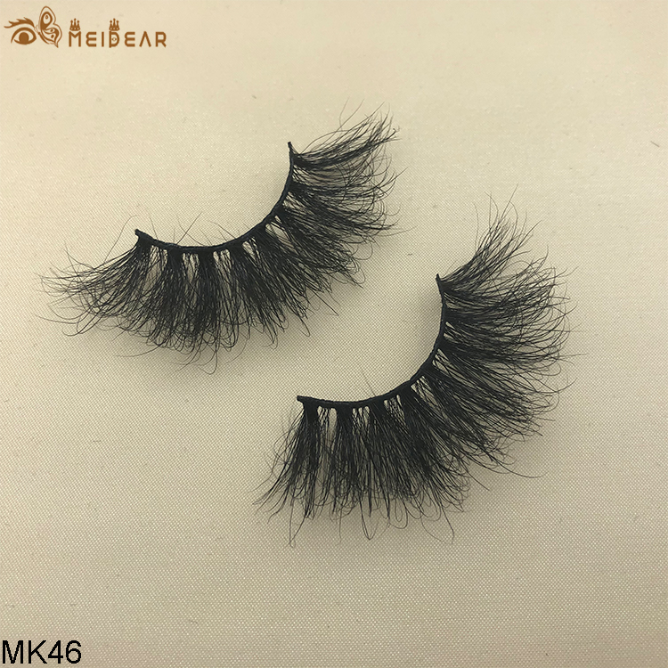 25mm mink eyelashes MK46
