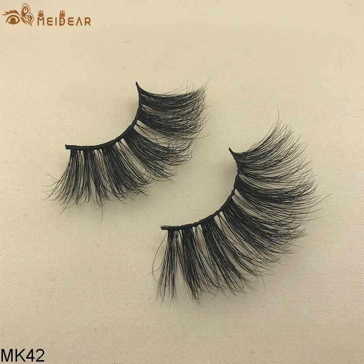 25mm mink eyelashes MK42