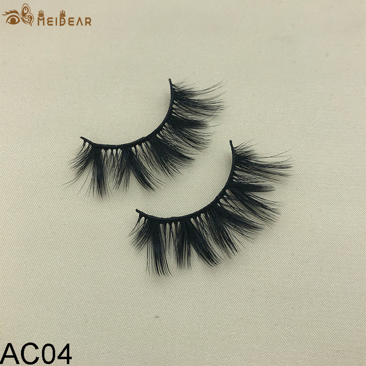 25mm mink eyelashes MK44