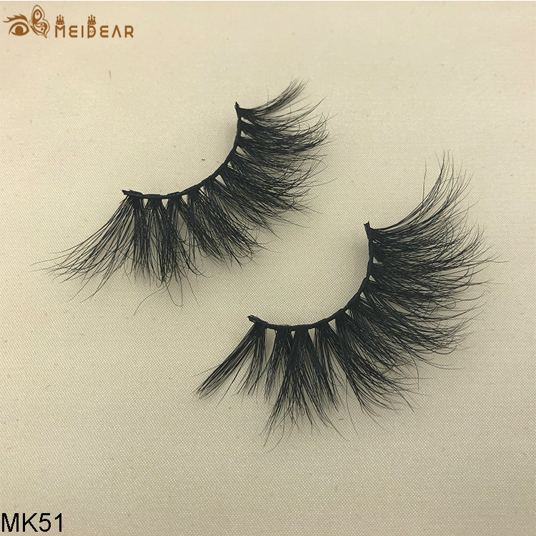 25mm mink eyelashes MK51