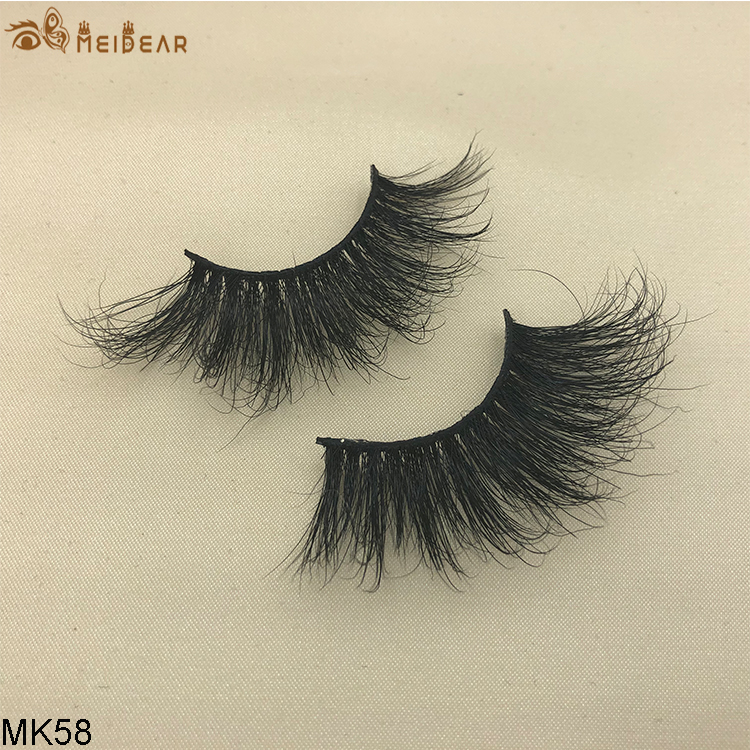 25mm mink eyelashes MK58