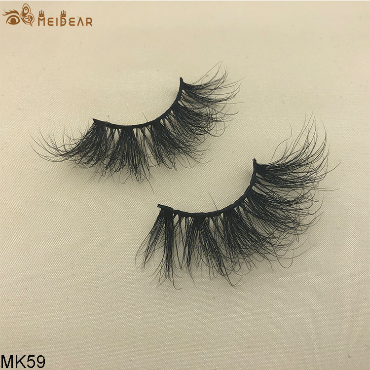 25mm mink eyelashes MK59