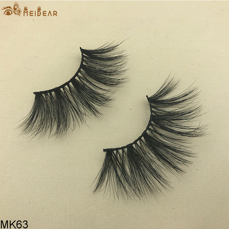 25mm mink eyelashes MK63